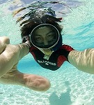 ダイビング カメラマン