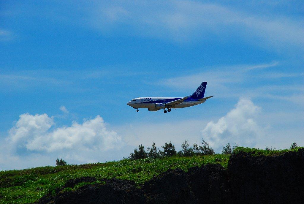下地島 航空機